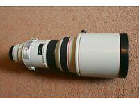 Canon 300mm F2.8 L Lens