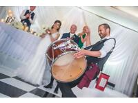 Zaffa Wedding Entrance Drummer Available
