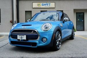 2015 MINI COOPER S 5 DOOR, NAVIGATION, HARMAN KARDON, LED LIGHTS