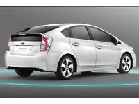 Toyota Prius Hybrid PCO Registrar Available For Hire/Rent