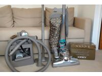 Kirby Sentria 2 vacuum cleaning system - as new