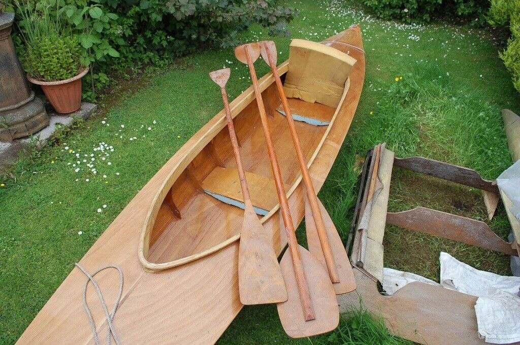 Handmade Wooden Two Man Kayak Or Canoe Stitched And Varnished Marine Ply In Strabane County Tyrone Gumtree