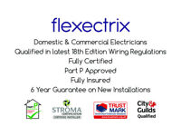 Qualified & Certified Electricians - Domestic & Commercial, 24 hour Emergency Call Out