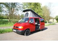 Professionally converted VW T4 Campervan