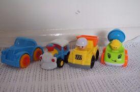 Toddler Baby Car Bundle