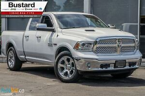 2015 Ram 1500 LARAMIE | ECODIESEL | SUNROOF | HEATED SEATS