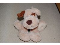 """Chunky from """"Alice's bear shop"""" buy Russ, dog cuddly/soft toy"""