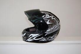 HJC helmet size small 56 cm