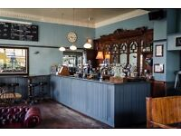 Full Time Bar & Waiting Staff for a friendly local