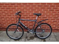 Gents Raleigh Firefly bicycle