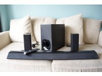 SONY RT5 5.1 wireless soundbar