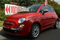 2014 Fiat 500C LOUNGE * CUIR * SIÈGES CHAUFFANTS