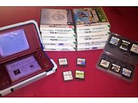 Nintendo DSi XL With 18 Games Bundle