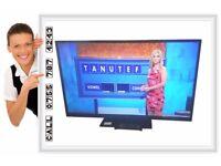 JVC 50 INCH TV - 1080P FULL HD LED