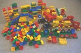 LEGO DUPLO, HUGE ASSORTMENT