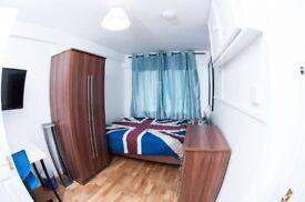 Luxury Ensuite double room in zone 1