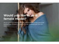 Start Your Modelling Career. Apply Now - Female, Child & Male Models Wanted, No Experience needed