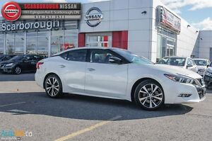 2016 Nissan Maxima Platinum-ACCIDENT FREE-NOT A RENTAL-LOADED!!!