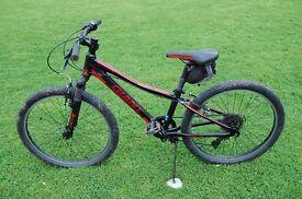 "Kids Giant XtC2 Junior 24"" mountain bike for sale. SOLD"