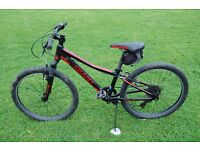"Kids Giant XtC2 Junior 24"" mountain bike for sale. SOLD"