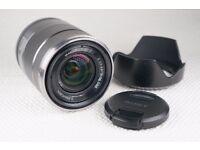 Sony SEL SEL1855 18-55mm f/3.5-5.6 AF MF Lens