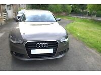 Audi A6 Saloon 2.0 TDI SE 4dr, leather, full service history, Sat Nav