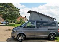 VW T5 Campervan for hire Norwich Norfolk - start your adventure here