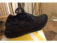 Adidas Ultraboost Uncaged Triple Black UK 7.5 - Primeknit - Rare - Yeezy