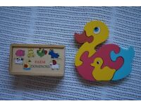 Wooden Toys Toddler Bundle