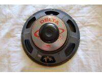 eminence speaker chassis delta 12LFA 12inch 500watt 8 OHM