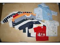 bundle baby boys clothes 3-6 months