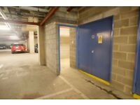 SECURE LOCK-UP available for storage or workspace   Isle of Dogs (E14)
