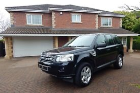 Land Rover Freelander TD4 GS FACELIFT (black) 2011