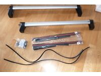 Brand new roof bars for Ford Fiesta 2008-12