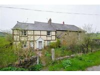 Beautiful Cottage & Chapel built 1835 in North Wales - Quick Sale for Cash Buyer