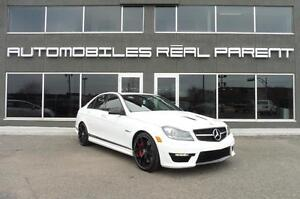 2014 Mercedes C63 AMG - NAVIGATION - HARMAN KARDON - TOIT -