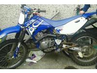 Yamaha ttr 125 fully working