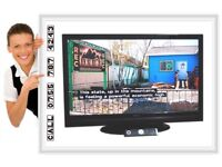 HITACHI 42 INCH LCD TV - FREEVIEW 1080P