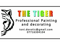 Painting and decorating services, fast, fair price