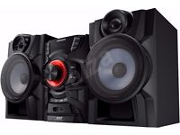Boxed Samsung MX-H730 Bluetooth Hi Fi Stereo 600W RMS Audio System Music Hifi Speakers