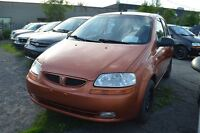 2006 Pontiac WAVE Base