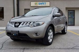 2010 Nissan Murano ALL WHEEL DRIVE, DUAL ZONE CLIMATE