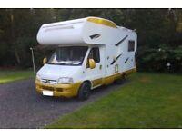 2005 globetrotter camper