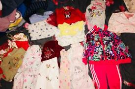 Baby girls bundle 9-12