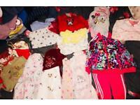 Baby girls bundle 9-12