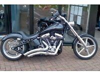 Customised Harley Davidson Rocker C 2010