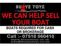 BOAT / RIB / CRUISER / FISHING BOAT / TRAILER
