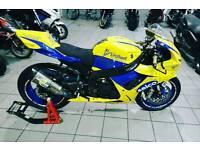 2014 suzuki gsxr 600 supersport race bike