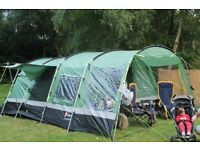Hi Gear Corado 6 berth tent & Used Tents for sale in Plymouth Devon - Gumtree