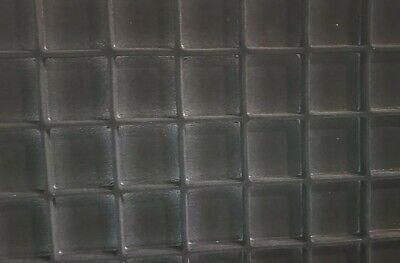 Three Jewelry Display Case Riker Mount Shadow Box 12x16 Divided 35 Black